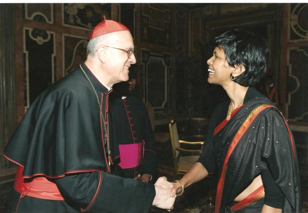 Credential -Holy See - Tamara Kunanayakam-3