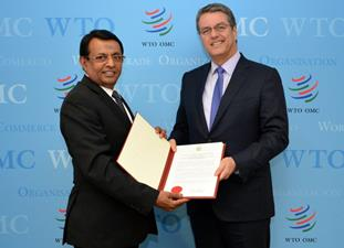 Sri Lanka ratify trade facilitation agreement