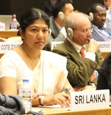 DPR mrs samantha jayasuriya