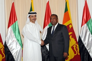 Hon Minister Foreign Affairs and Qatar Foreign Minister