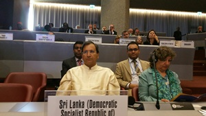 SL delegation ITU 150 anniversary 17may2015