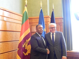 minister samaraweera meetsgermanforeignminister-03mar2015-1